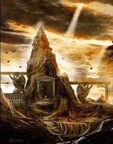 Il tempio di Asclepio