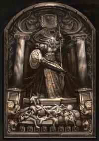 Mural de Ares