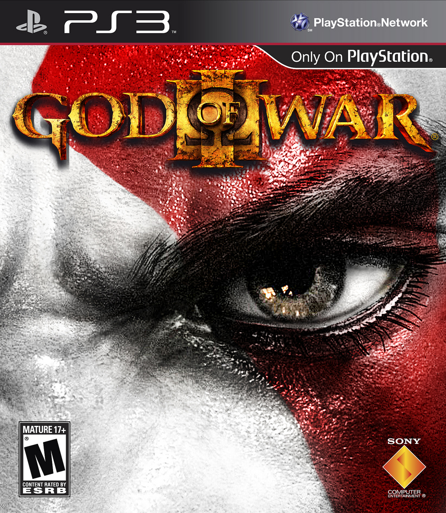 God of war 3 ghost of sparta секс