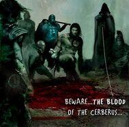 Orkos guerriero sangue cerbero fiala circe