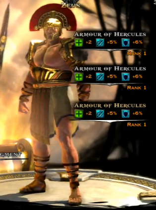 Armor of Hercules | God of War Wiki | FANDOM powered by Wikia