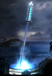 Phobos Spear in-game