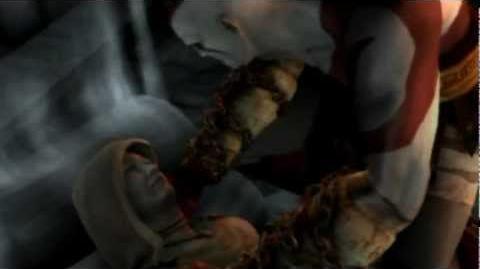 04. God of War - Ghost of Sparta PS3 - Callisto - Kratos Mother