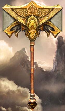 War Hammer Zeus