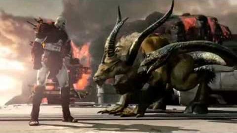 God Of War III Funny Gamestop Pre-Order Trailer-1