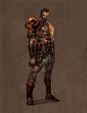 God of war deimos by tobiee-d32hae0