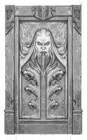 Puerta del Templo de Ares