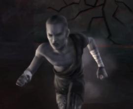 Fantasma de kratos niño