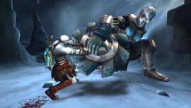 Kratos vs Autómata