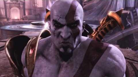 God of War 3 - Kratos vs Zeus - Part 1 3 HD