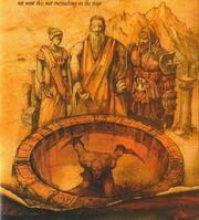Los dioses en god of war