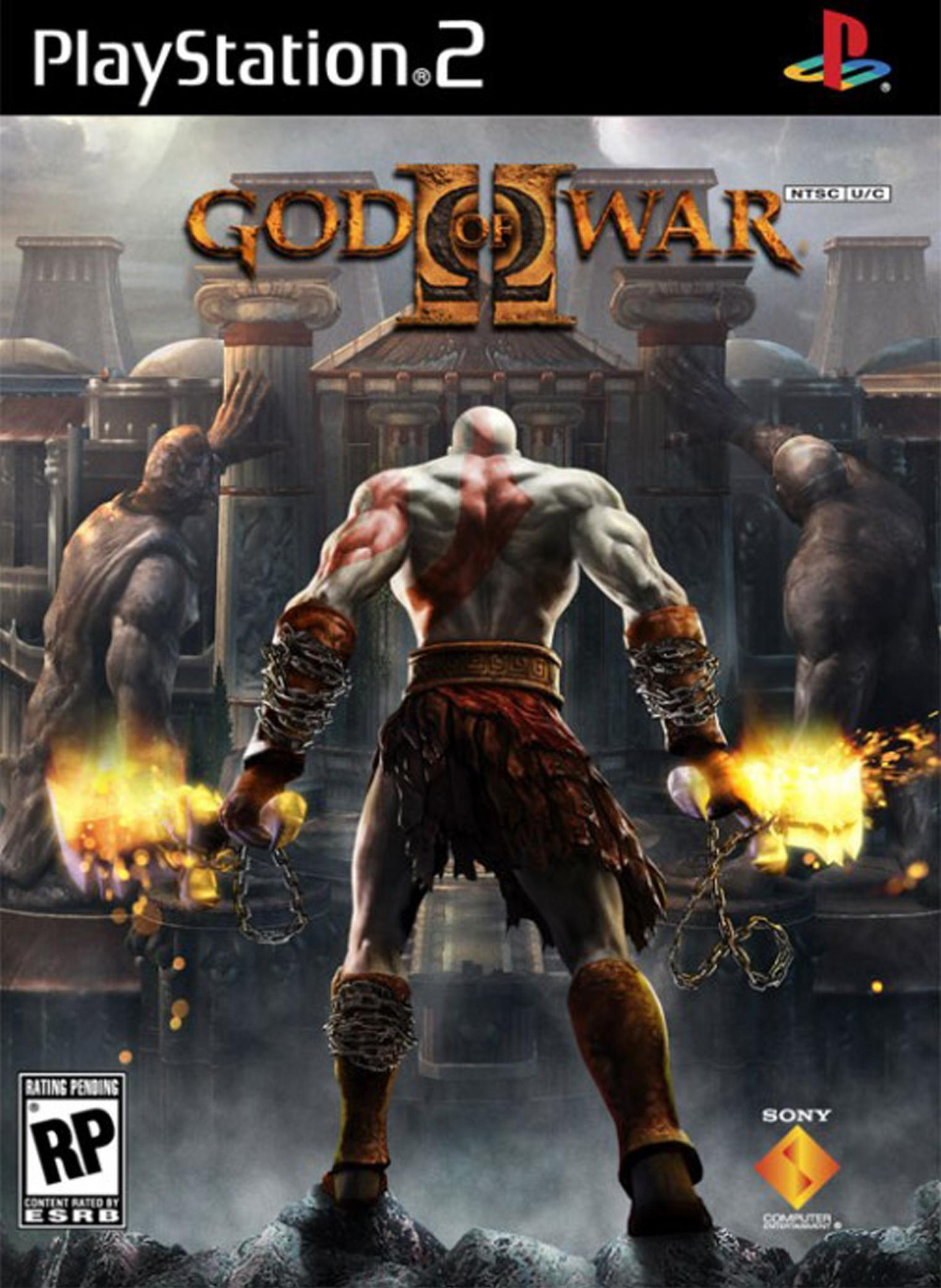God Of War Ii God Of War Wiki Fandom Powered By Wikia