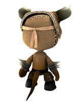 Minotauro en LittleBigPlanet-2