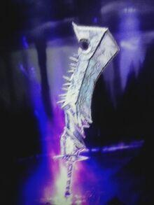 Espada Divina de Hades