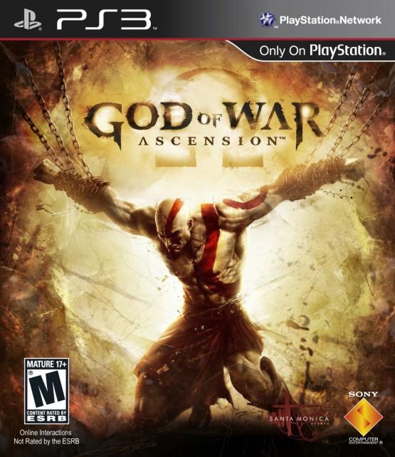 God of war ascension секс игра