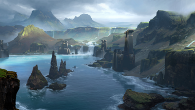 God of war lake of nine by sonicx2011-dc99ril