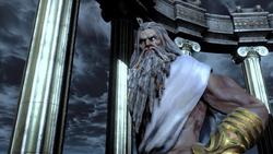 Zeus Monte Olimpo GOW3
