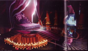 Cámara de Afrodita God of War 3