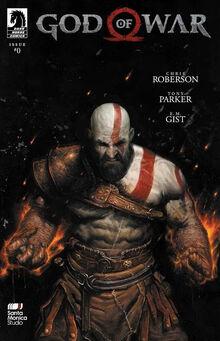God of War (Dark Horse Comics) 0