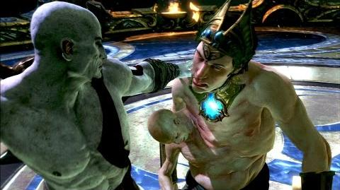 God of War Ascension Pollux and Castor Boss Fight