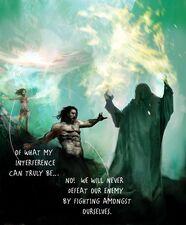 Orkos vs circe guerriero