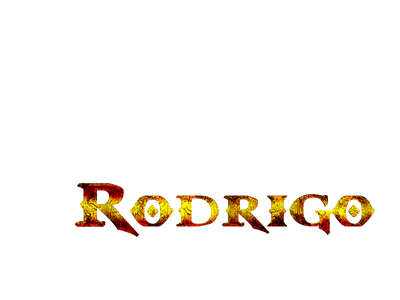 Rodrigo render