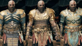 Armor Sets God Of War Wiki Fandom