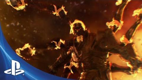 God of War Ascension - Ares God Trailer