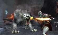 Kratos bestia morfeo