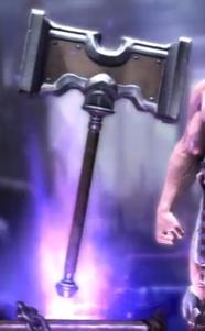 Martillo de gladiador