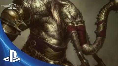 God of War Ascension - Unchained - Death of a Juggernaut
