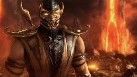Mortal Kombat 9 - Kratos