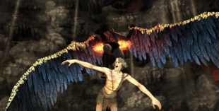 God of War Icarus