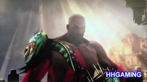 God of War Ascension - Opening GOW 4 Kratos face without make up? GOW 4 leaked Incomplete footage