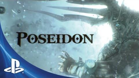 God of War Ascension - Poseidon God Trailer