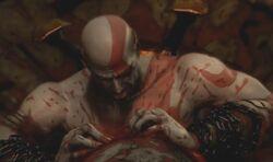 Muerte de Kratos