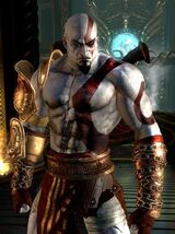 Kratos' Equipment