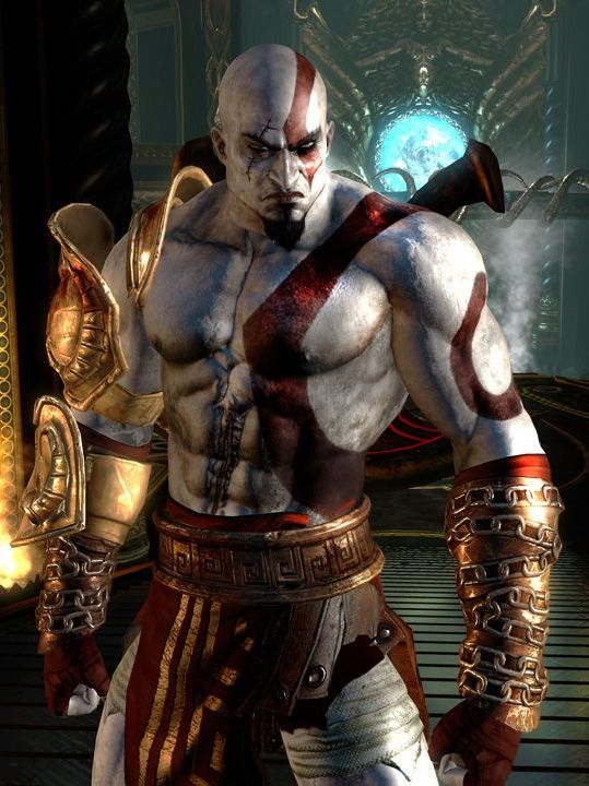 Kratos Equipment God Of War Wiki Fandom Powered By Wikia