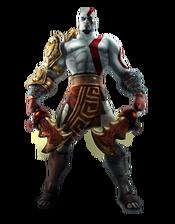 Kratos playstation all stars battle royale
