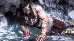 Morte di Poseidone