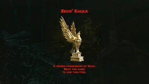 Zeus' Eagle