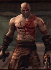 Kratos fantasma di sparta
