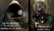 Orkos svela sua identità