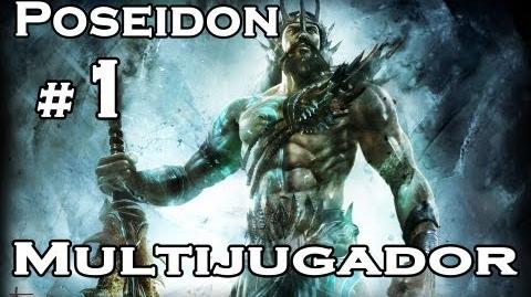 God Of War Ascension Español - Multijugador - Poseidon 1
