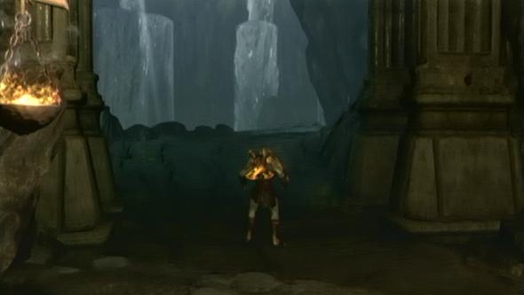 Höhlen des Olymps