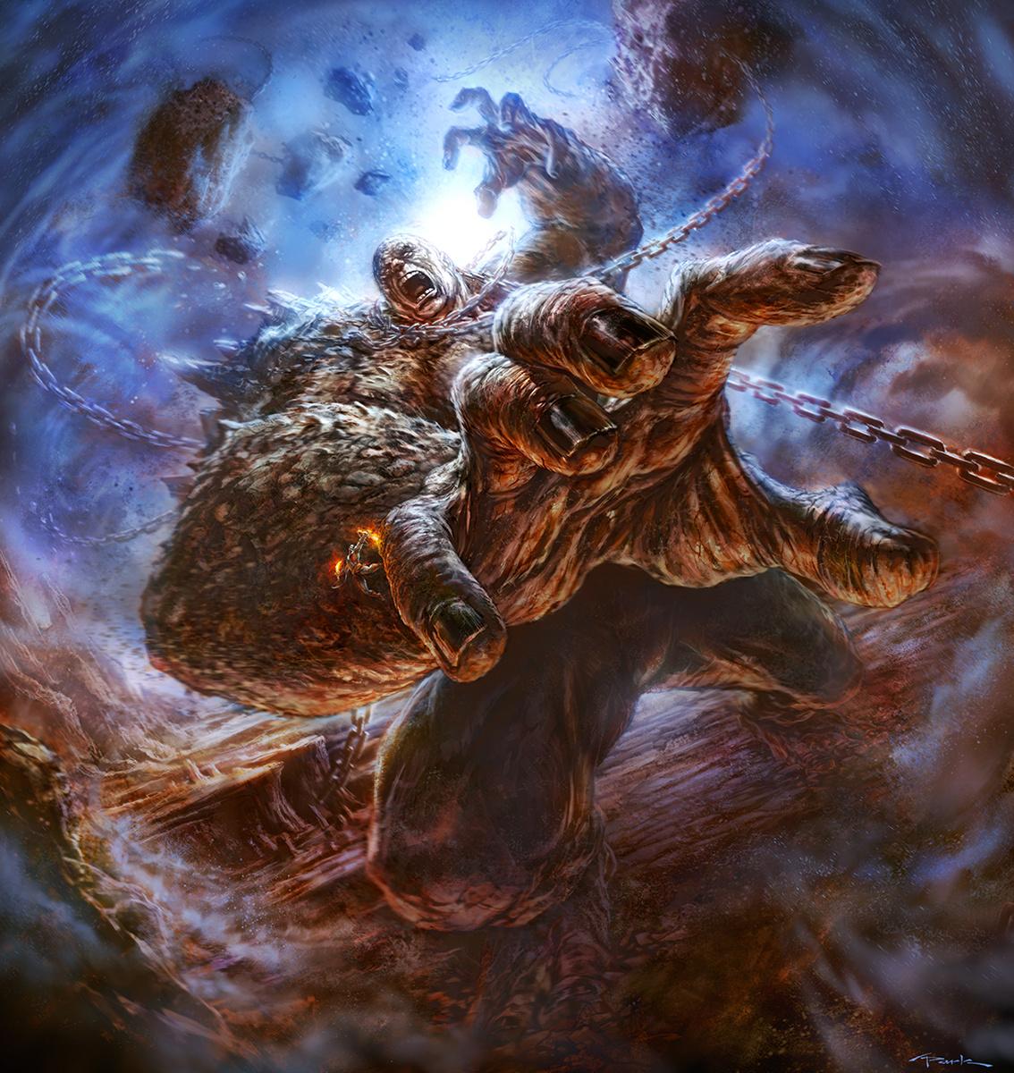 Imagen - Kratos vs Cronos.jpg | God of War Wiki | FANDOM ...