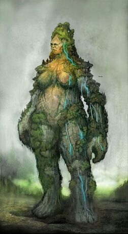 Gaia the titan