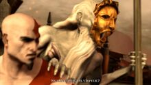 Kratos deriso dal Traghettatore
