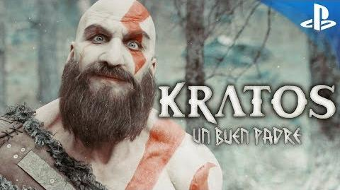 Joaquín Reyes es KRATOS - Un buen padre en God of War