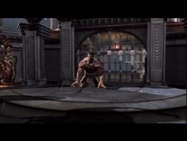 Kratos vs Heracles 11